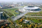 Donbass Arena stadium. — Stock Photo