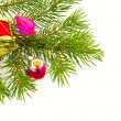 Christmas tree — Stock Photo #7222112