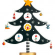 Christmas tree — Stock Photo #7392088