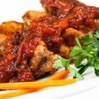 chicken wings — Stock Photo #7500699