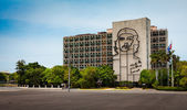 Havana, Cuba - on June, 7th. monument to Che Guevara Revolution — Stock Photo