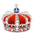 Imperial crown — Stock Photo