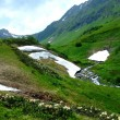 Caucasus mountains — Stock Photo #7445713
