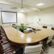 Business meeting room in office — Stock Photo #6837546