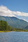 Montañas de altai — Foto de Stock