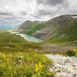 Altai mountains - Stock Photo
