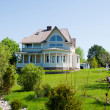 Beautiful country house — Stock Photo #7165330