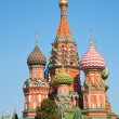 Royalty-Free Stock Photo: St. Basil (Cathedral of the Protection of the Virgin on the Ditch) Moscow