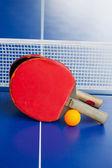 Tenis stołowy — Zdjęcie stockowe