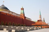 Day view of the Red Square — Stock Photo