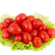 Tomatoes and lettuce — Stock Photo #7249949