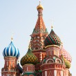 St. Basil (Cathedral of the Protection of the Virgin on the Ditch) Moscow — Stock Photo #7312057