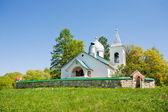 Troitsk church in Polenovo — Stock Photo