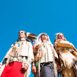 Group of North AmericIndians — Stock Photo #7849484
