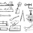 Tools for work — Vektorgrafik