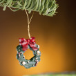 Decorations Christmas — Stock Photo