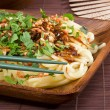 Asian Noodles - Stock Photo