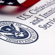 Stock Photo: U.S. Department of Homeland Security Logo
