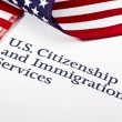 U.S. Department of Homeland Security Logo — Stockfoto