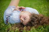 Sleeping Beauty — Stock Photo