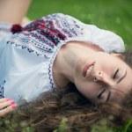 Sleeping Beauty — Stock Photo #7614151