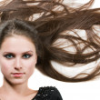 hair style — Stock Photo