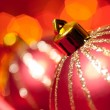 Christmas decorative balls — Stock Photo #6771581