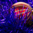 Foto Stock: Christmas decorative ball