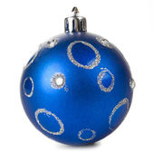 Christmas decorative balls — Stock Photo