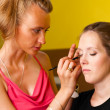 Makeup artist — Stock Photo #6991208