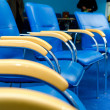 Royalty-Free Stock Photo: Business training chairs