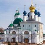 Spaso-Yakovlevsky Monastery — Stock Photo #7502812
