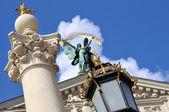 Opera and Ballet Theatre in Lviv (Ukraine) — Stock Photo