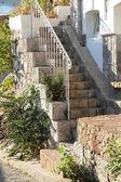Stenen trap — Stockfoto