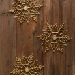 Decorative snowflakes — Stock Photo #7003516