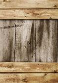 古い木製ボード — ストック写真
