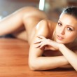 Young sexy woman portrait — Stock Photo