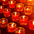 Burning candles — Stok Fotoğraf #6912473