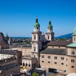 Salzburg cityscape — Stock Photo
