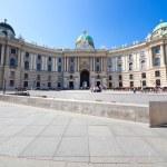 Hofburg palace — Stock Photo #6912525