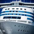 Big cruise ship — Stock Photo