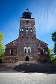Turku Cathedral — Stock Photo