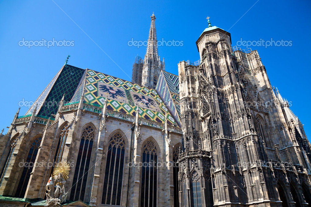 St Stephens cathedral � Stock Photo � chaoss #6912539
