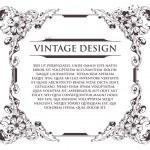 Vintage frame — Stock Vector #7349594