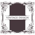 Vintage frame — Stock Vector #7349600