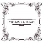 Vintage frame — Stock Vector #7349605