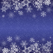 Royalty-Free Stock Vector Image: Xmas blue banner
