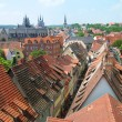 Kramerbrucke, Erfurt, Germany — Stock Photo