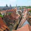 Kramerbrucke, Erfurt, Germany - Stock Photo