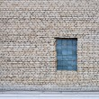 Wall and window — Stockfoto #7344580